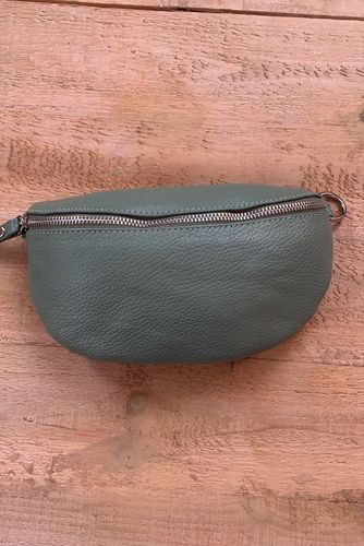 Crossover Bag in Mint
